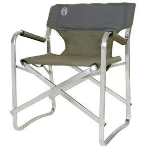 Krzesło turystyczne COLEMAN Deck Zielony