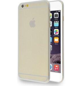 Etui AZURI Ultrathin Cover do Apple iPhone 6/6S Plus Przezroczysty