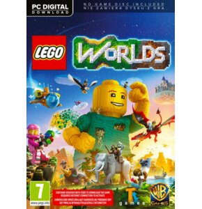 Kod aktywacyjny Gra PC Lego Worlds