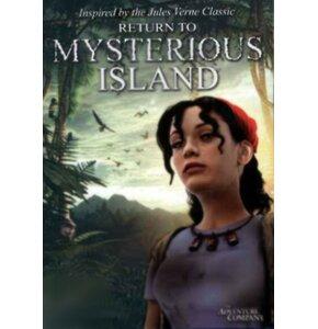 Kod aktywacyjny Gra PC Return to Mysterious Island