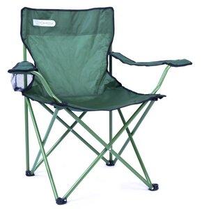 Krzesło rozkładane SPOKEY Angler Zielony