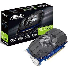 Karta graficzna ASUS GeForce GT 1030 2 GB Phoenix Fan OC Edition