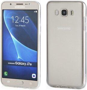 Etui QULT Back Case Clear do Samsung Galaxy J7 2016