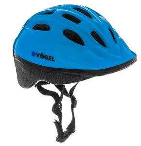 Kask rowerowy VÖGEL VKA-920B Niebieski dla Dzieci (rozmiar S)