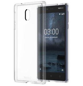 Etui NOKIA Hybrid Crystal Case do Nokia 3 Przezroczysty