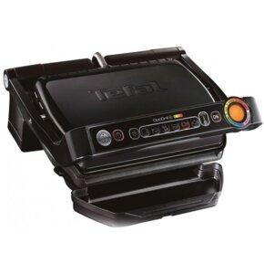 Grill elektryczny TEFAL GC7128 OptiGrill+ z automatycznymi programami