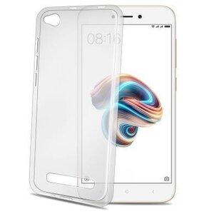 Etui CELLY do Xiaomi Redmi Note 5A/Note 5A Prime Transparentny
