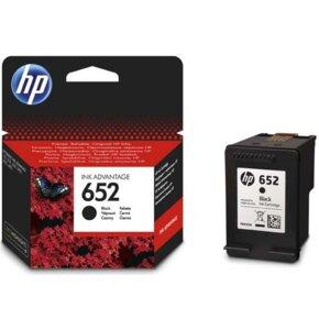Tusz HP F6V25AE 652 Czarny