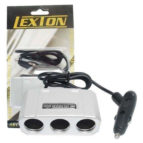 Rozgałęźnik samochodowy LEXTON LX-403N-1