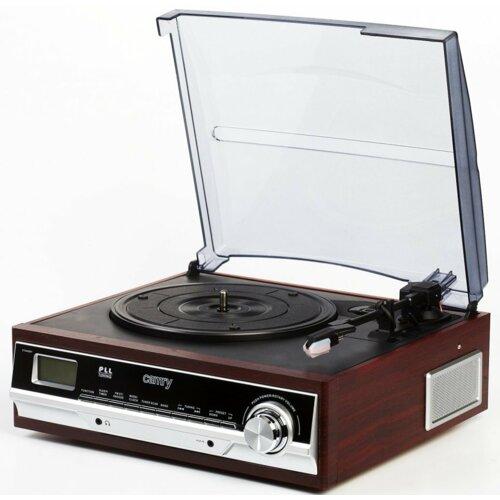 Gramofon CAMRY CR 1113 Brązowy