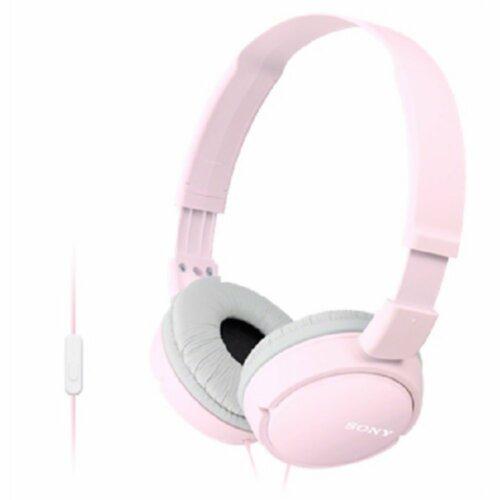 Słuchawki nauszne SONY MDRZX110APP Różowy