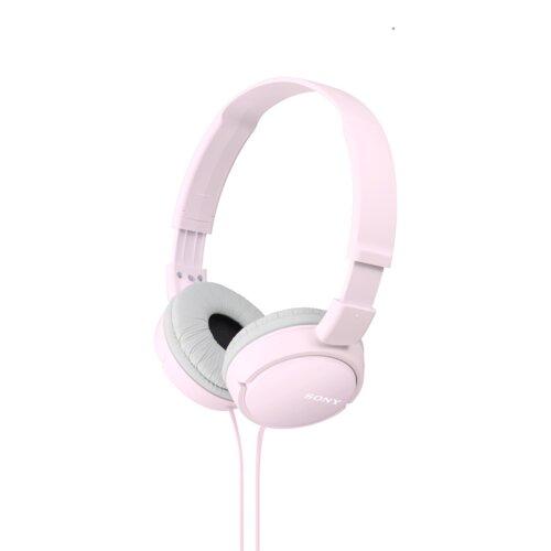 Słuchawki nauszne SONY MDRZX110P Różowy
