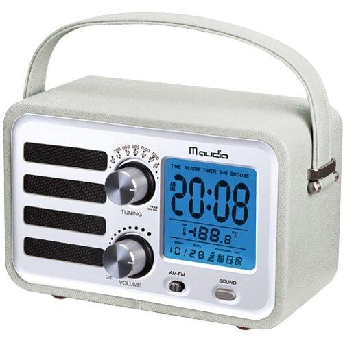 Radio M AUDIO LM-55 Biały