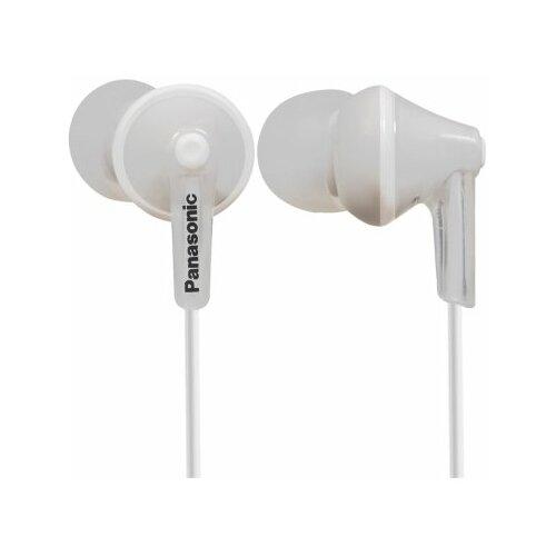 Słuchawki dokanałowe PANASONIC RP-HJE125E-W Biały