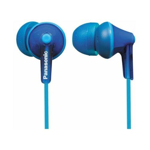 Słuchawki dokanałowe PANASONIC RP-HJE125E-A Niebieski