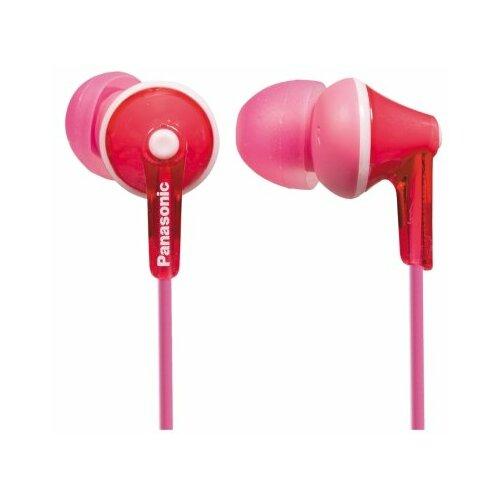 Słuchawki dokanałowe PANASONIC RP-HJE125E-P Różowy