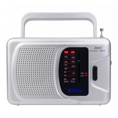 Radio ELTRA Ania 3 Srebrny