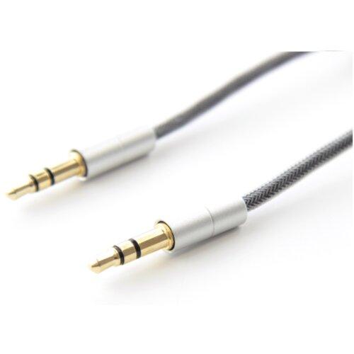 Kabel Jack 3.5 mm - Jack 3.5 mm Alu-line HAMA 0.5 m