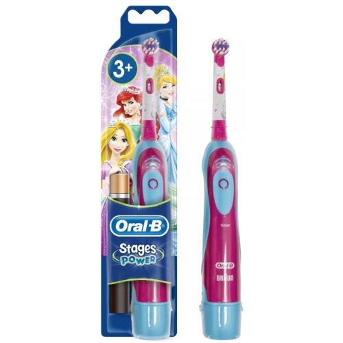 Szczoteczka rotacyjna ORAL-B D2 Kids Princess