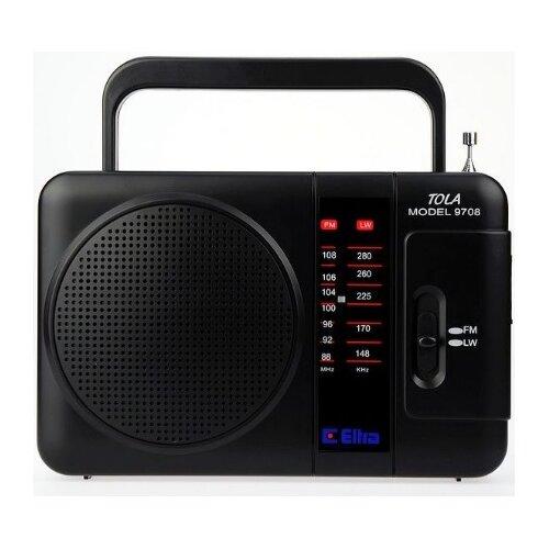 Radio ELTRA Tola 3 Czarne