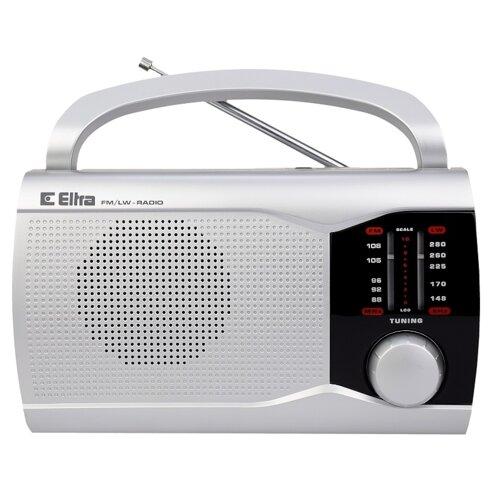 Radio ELTRA 201 Srebrny