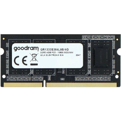 Pamięć RAM GOODRAM 4GB 1333MHz