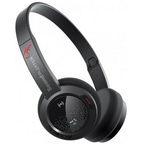 Słuchawki nauszne CREATIVE Sound Blaster Jam Bluetooth z mikrofonem Czarny