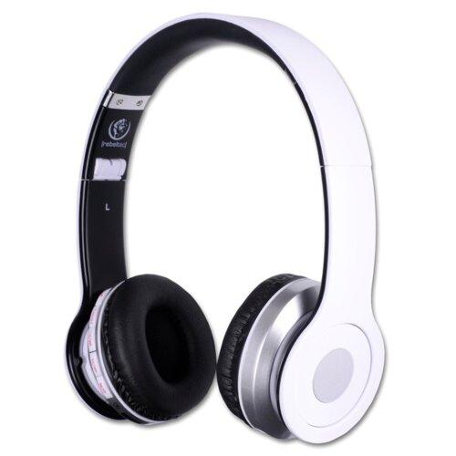 Słuchawki nauszne REBELTEC Crystal Biały