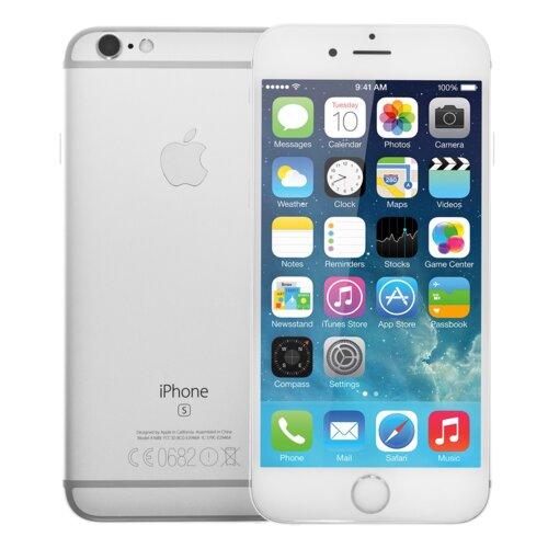 """Smartfon APPLE iPhone 6S 32GB 4.7"""" Srebrny MN0X2PM/A"""