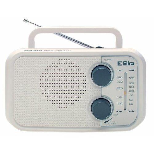 Radio ELTRA Dana 206 Biały
