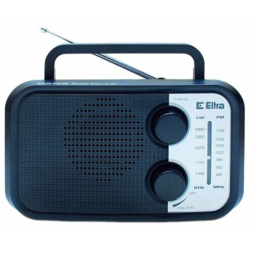 Radio ELTRA Dana 206 Czarny