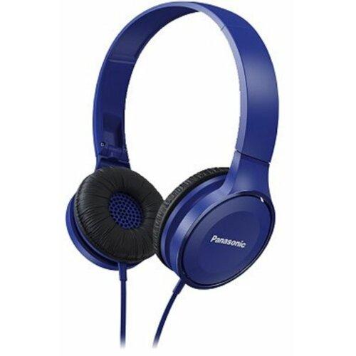 Słuchawki nauszne PANASONIC RP-HF100E-A Niebieski