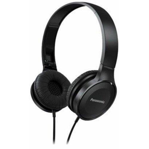 Słuchawki nauszne PANASONIC RP-HF100E-K Czarny