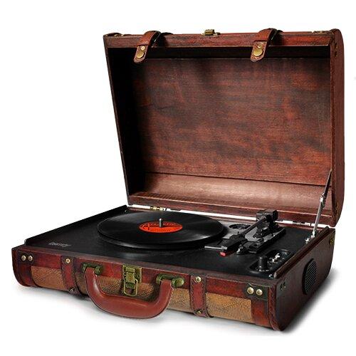 Gramofon CAMRY CR1149 walizkowy Brązowy