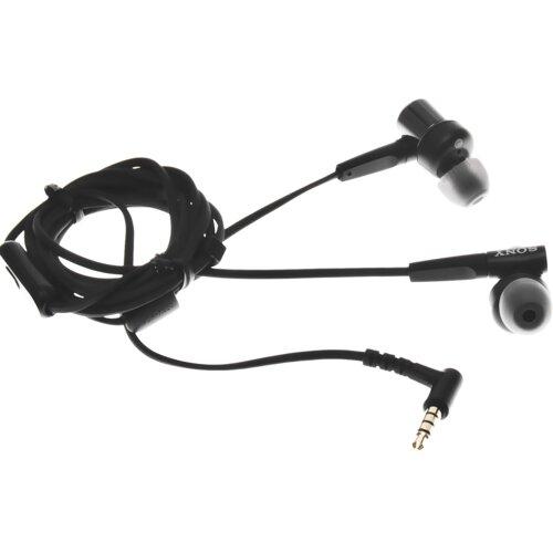 Słuchawki dokanałowe SONY MDRXB50APB.CE7 z mikrofonem Czarny