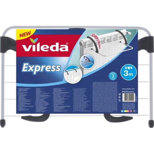 Suszarka na pranie VILEDA Express Czarno-biały