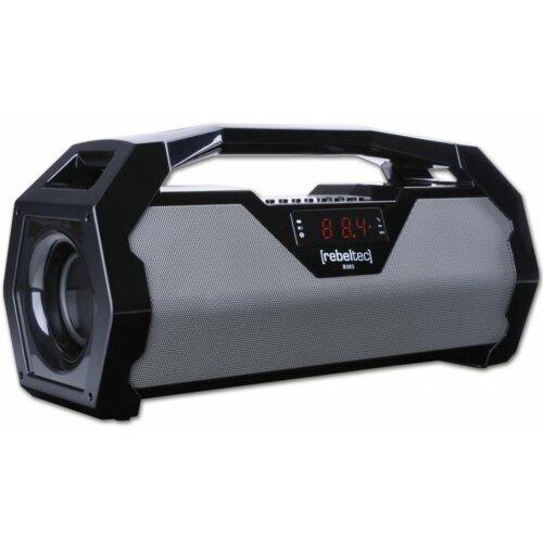 Głośnik mobilny REBELTEC SoundBox 400 Czarno-szary