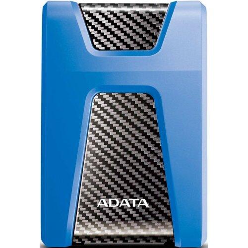 Dysk ADATA Durable HD650 2TB HDD Niebieski