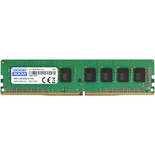 Pamięć RAM GOODRAM 8GB 2400MHz GR2400D464L17S/8G