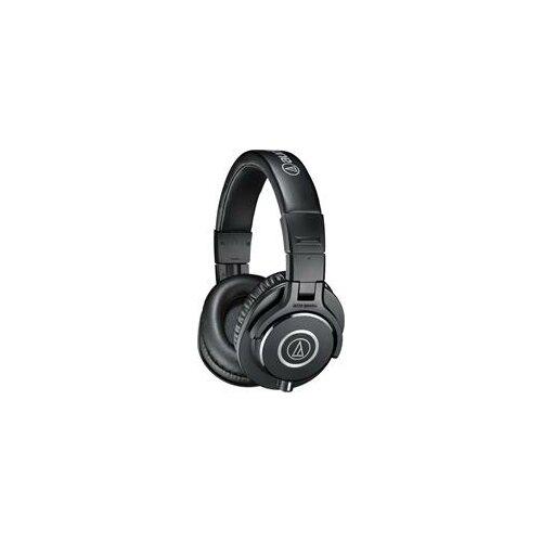 Słuchawki nauszne AUDIO-TECHNICA ATH-M40X Czarny