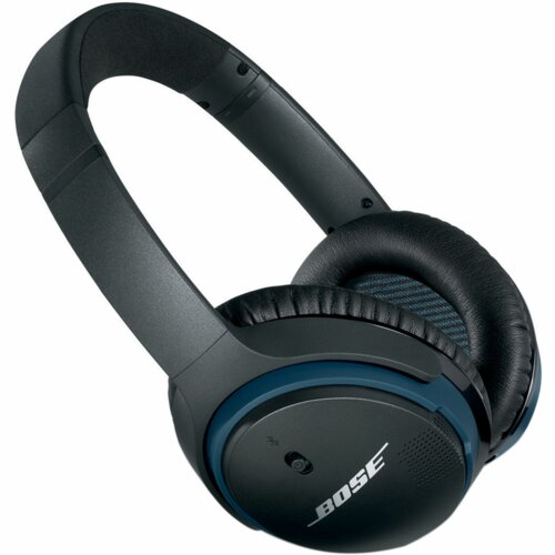 Słuchawki BOSE SoundLink Czarny
