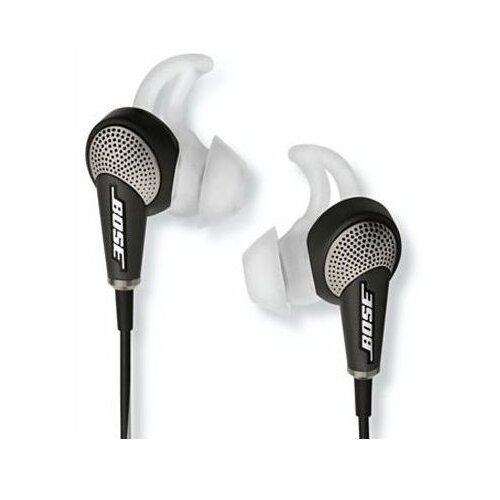 Słuchawki BOSE QuietComfort 20 ANC Czarny (Apple)