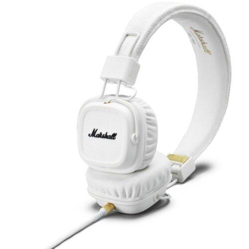 Słuchawki nauszne MARSHALL Major II z mikrofonem Biały