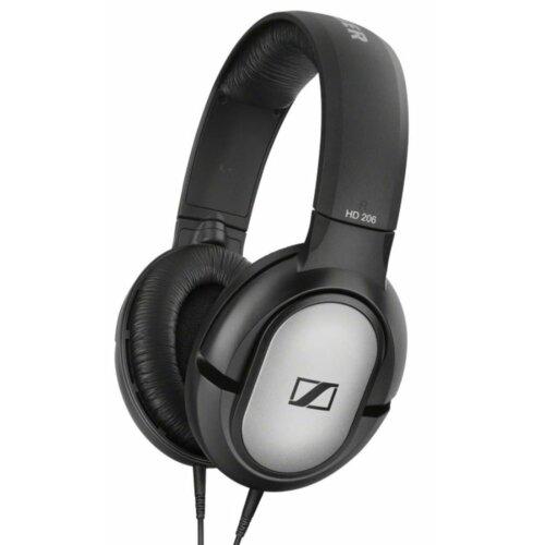 Słuchawki nauszne SENNHEISER HD 206 Czarny