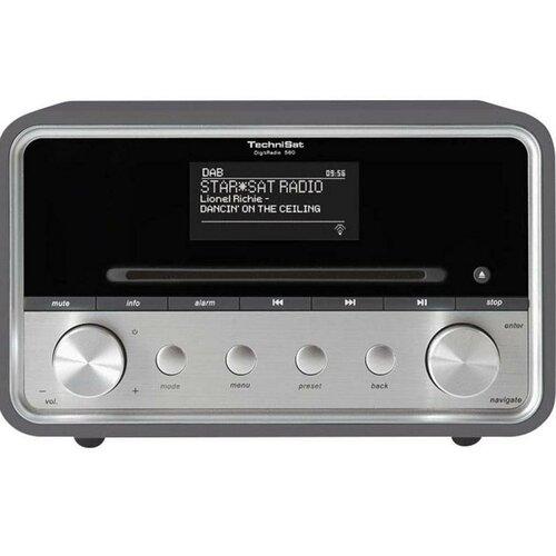 Radio cyfrowe DigitRadio 580 Antracyt DAB+