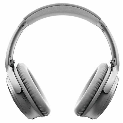 Słuchawki nauszne BOSE QuietComfort 35 ANC Srebrny