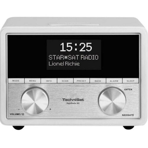 Radio cyfrowe DigitRadio 80 DAB+
