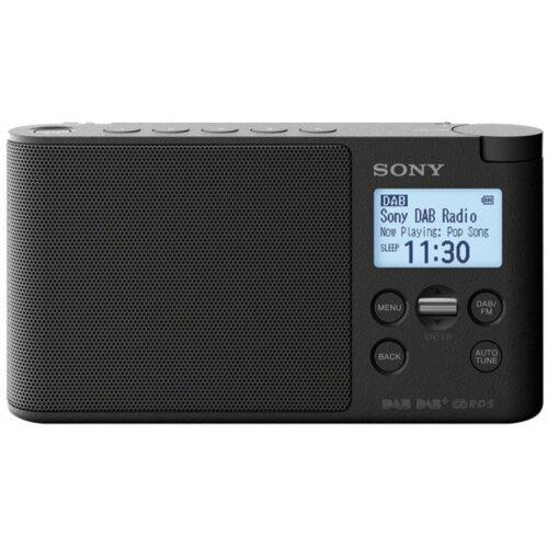 Radio SONY XDR-S41DB Czarny