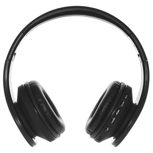 Słuchawki nauszne XMUSIC BTH101K Czarny