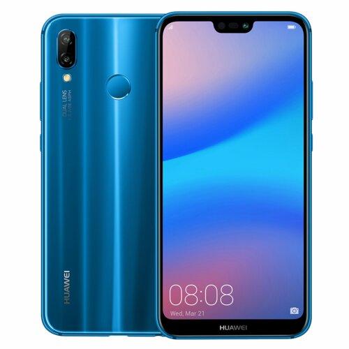 "Smartfon HUAWEI P20 Lite 4/64GB 5.8"" Niebieski 51094LLN"